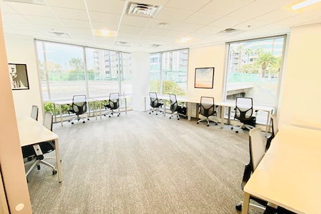 Regus   SPACES @ Playa District - Office 1005