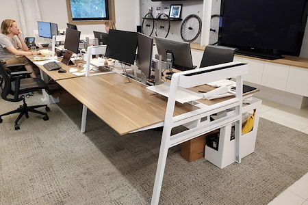 R&A Cycles - Dedicated Desk 1