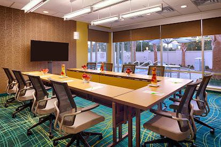 Springhill Suites Houston I-45 North - Springhill Suites Meeting Space