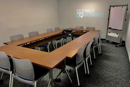 Clearly Coworking - Amidon Learning Lab