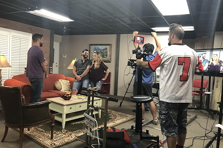 LA Acting Studios - Film Production Sets