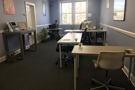 The (Co)Working Space in Woodbridge - Part-time Desk | Membership Non24/7