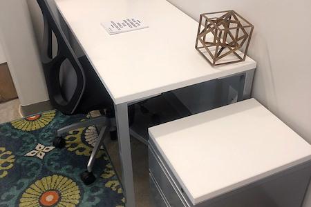 SPACES San Mateo Clocktower - Co-Working Desk #219