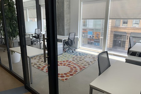Regus | Spaces @ Mission & 3rd - 10 p window office