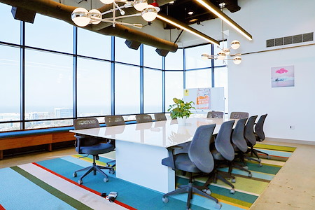 OnePiece Work Foster City - Large Meeting Room