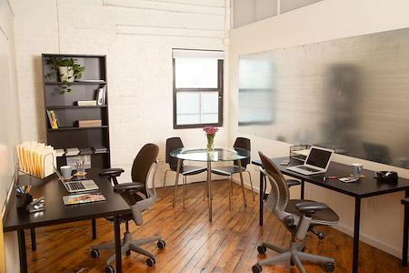 Brooklyn Creative League - Private Office for 2-4