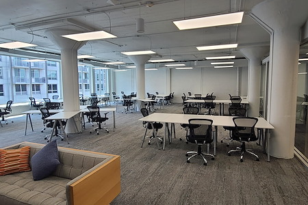 Novel Coworking - Huron - 50 Person SmartSuite™ 400B
