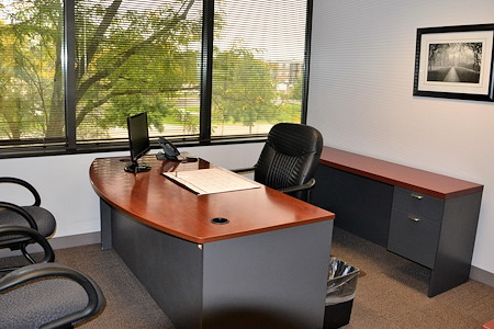 Office Evolution - Columbus - Worthington - Window Office