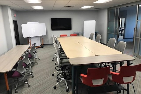 Phillips Workplace Interiors - Agile Studio - Training/Meeting Room