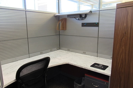 Shift Workspaces | Corona - Semi Private Office