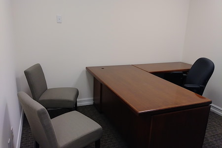 Private Office Sublease in DeSarno CPA, Inc - Office 1