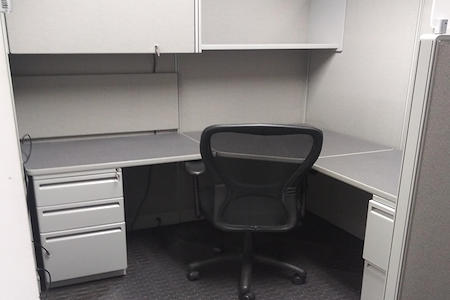 Brightstar Capital LLC - cubicle office