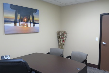Human Capital Solutions - Consultation Room 1