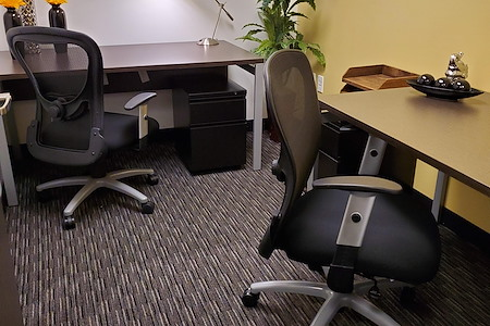 Regus-DTLA-Union Bank - Private 2 Ppl Office 3175
