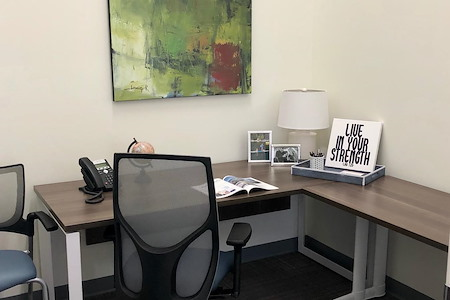 Office Evolution - Boise - Interior Executive Office