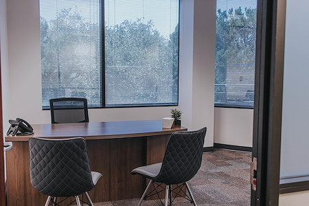 Executive Workspace @ Wild Basin - Large Exterior Office