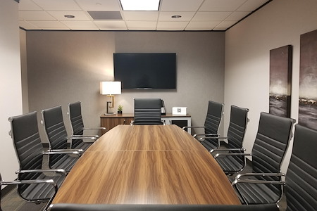 Executive Workspace - Lakeline - Medium Conference Room