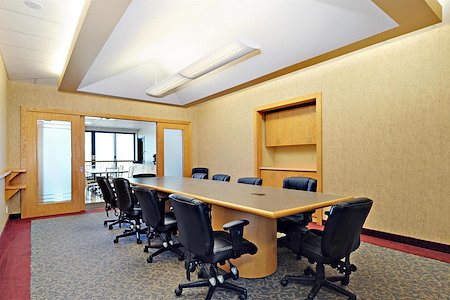 Queensway Centre - TCC Canada - Boardroom