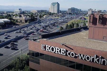 KORE co-working - Private 2 Person Office