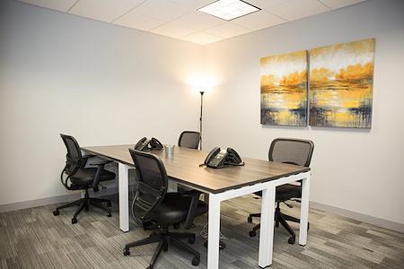 Office Evolution - Stamford - Interior Meeting Room