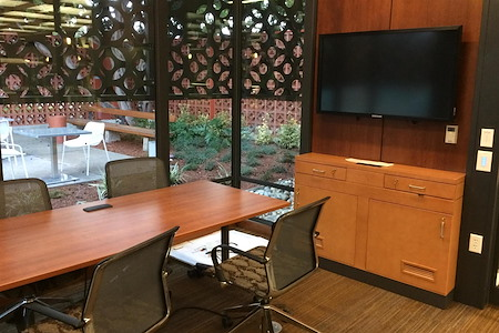 Palo Alto City Library - Rinconada Branch - St. Francis Room