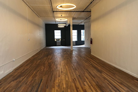 E12th Street | Union Square- Private Space for Office - Union Square- Blank Space