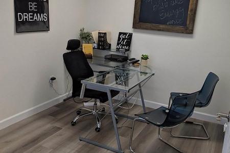 Bizness Pros LLC - Dedicated Desk 1
