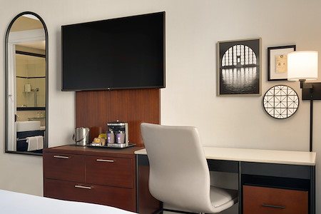 DoubleTree by Hilton New York - Downtown - Guestroom for Day-Use Space per month