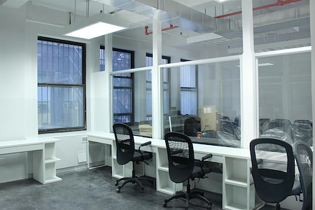 Ensemble - Coworking in Midtown Manhattan - Team Office for 16
