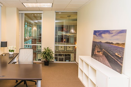 Quest Workspaces- Doral - Interior Office