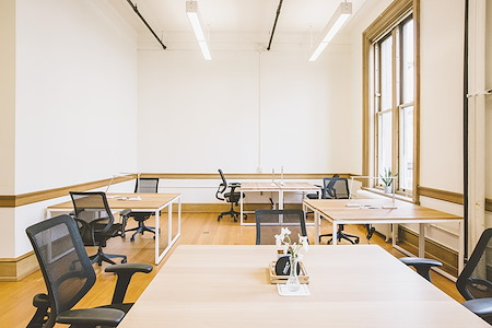 The Pioneer Collective - Tacoma - Private Office - 6-10pp