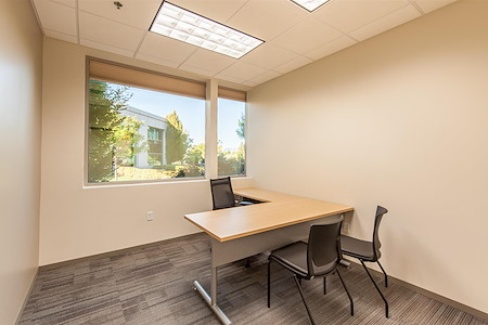 Office Evolution - Orem - Bright office with large windows