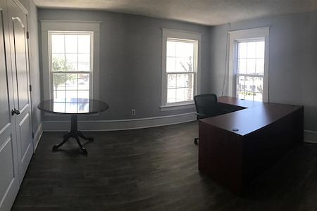 Morehead Apartments Clubhouse - Office Space