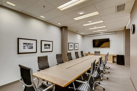 Office Evolution - Columbus/Easton Town Center - Boardroom