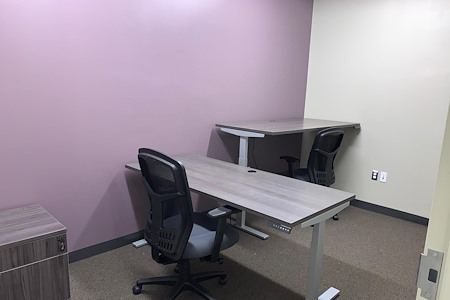Intelligent Office - Rockville, Maryland - NEW Interior Executive Private Office 3