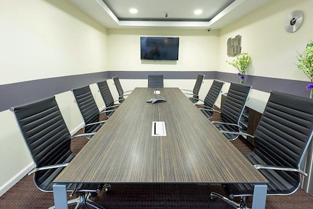 Jay Suites - 10 Times Square - Meeting Room A - Weekends