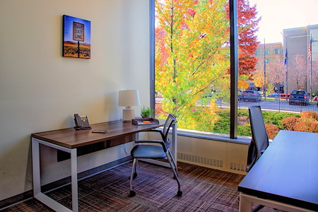 Office Evolution - Boise - Street View Office