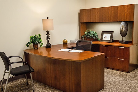 Business Workspaces - Executive Guest Office