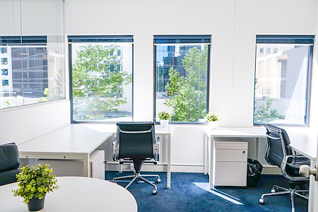 Christie Spaces Walker Street - Private 20 Desk Office