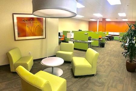 Business Workspaces - Dedicated Desk
