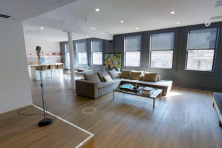 Cliqk Soho Meeting & Event Spaces - Smart Soho Loft on Centre Street