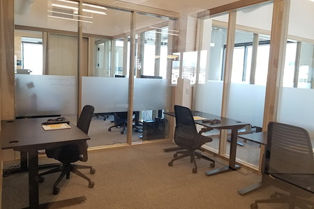 CENTRL Office Downtown Los Angeles - Private Office
