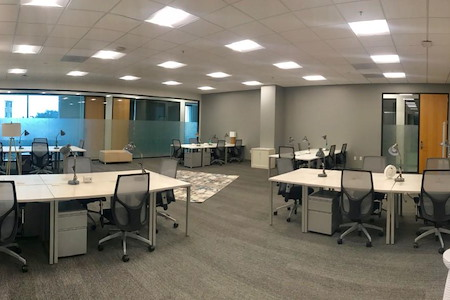 Regus | Spaces @ North First - Full time private office-40