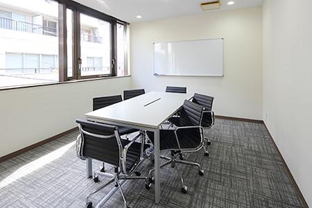 Regus | Tokyo, OpenOffice Nishi-Shinjuku Ekimae - Dedicated Desk