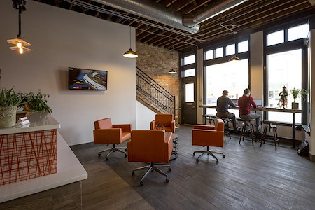 The Bonneville - Drop-in Coworking Space