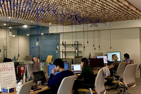 Tedge Mindful Coworking - Dedicated Desk