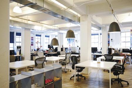 Dumbo Design Lab - Socially Distanced Workstation Desks