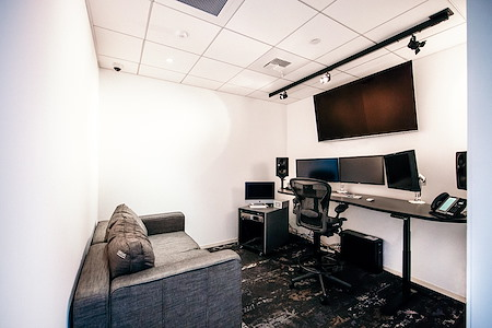 Serendipity Labs Los Angeles - Hollywood - Editing Room