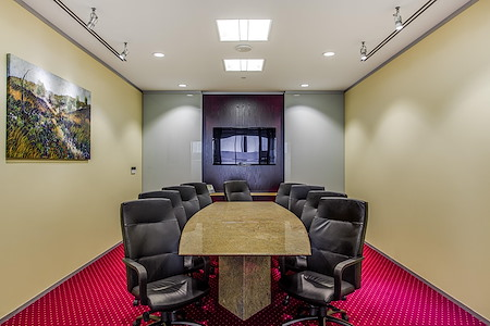 Servcorp - Dallas International Plaza III - Executive Boardroom