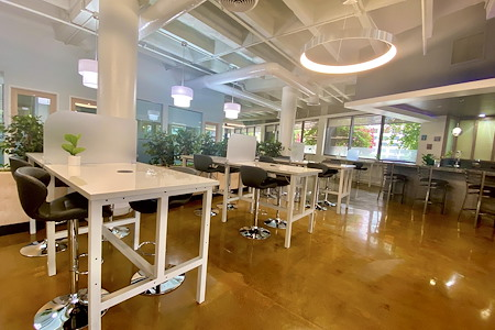 Wilshire 1001 - Co-Working Space